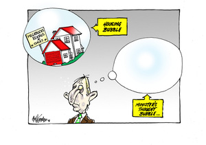 Nick Smith and the housing bubble