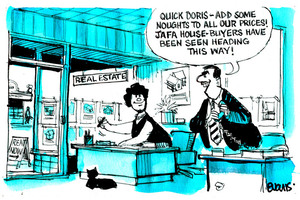 JAFFAs push up out-of-town prices