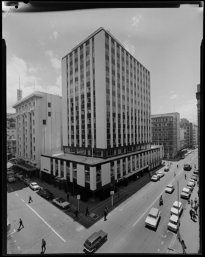 Cubitt Wells. National Bank Building