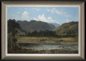 Baker, William George, 1864-1929: Waiohine River