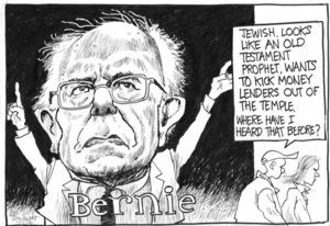 [Bernie Sanders]