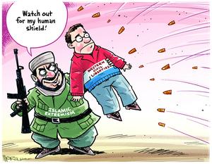 Western civil liberties shield Islamic extremism