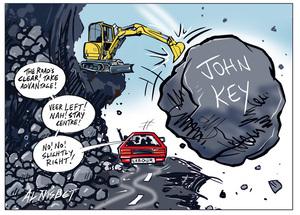 Key roadblock
