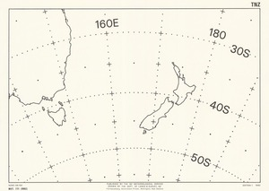 New Zealand Meteorological Service map of Australasia / drawn by the Dept. of Lands & Survey, NZ.