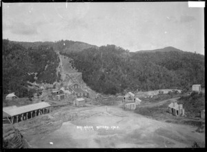 View of the Big River Battery, Inangahua Co.