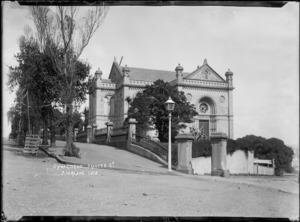 Synagogue, Princes Street, Auckland