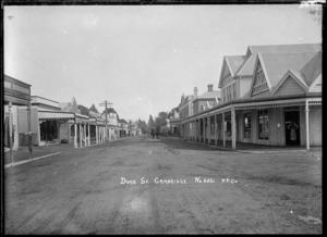Duke Street, Cambridge, circa 1915-1920