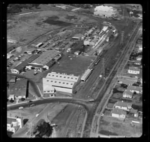 Forest Products Limited main works, Penrose, Auckland