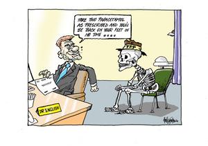 TPPA and Bill English
