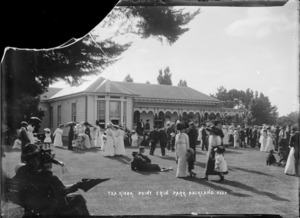 Tea Kiosk at Point Erin Park, Auckland