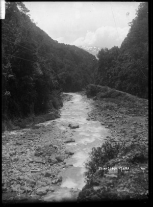 The Otira Gorge