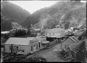 Lyell township