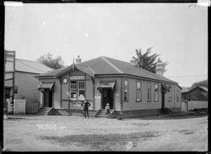 Post Office at Otorohanga
