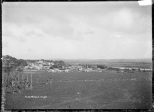 View of Helensville
