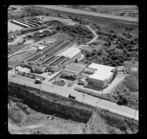 Johnston Cardboard Box Company, Associated Electrical Limited, and Wirecraft Limited, Penrose, Auckland