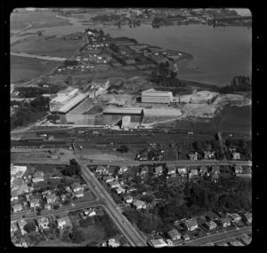 Challenge Phosphate Works, Otahuhu, Auckland