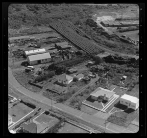 Marua Trading Company Limited and Bitumix yard, Ellerslie, Auckland
