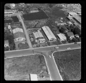 Selman and Rowe, Frankton Manufacturing Company Limited, and [Verlite?] Industries Limited, Mount Roskill, Auckland