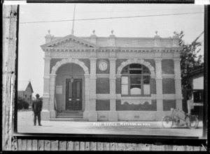 Post Office at Motueka