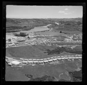 Meremere Power Station [and Mercer?], Franklin District, Waikato