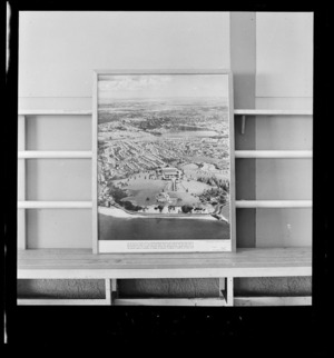 Bastion Point, Orakei, Auckland, photograph used in the Changing Auckland Exhibition