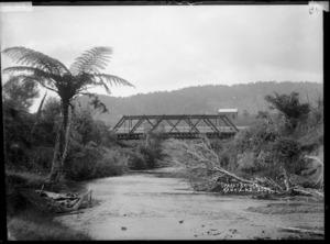 Oparau Bridge, Kawhia