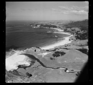 South side of Mimiwhangata Bay, Whangerei District, Northland Region