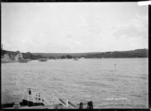 View of Orakei Bay, Auckland