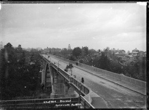 Grafton Bridge, Auckland