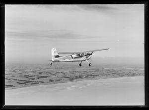 Cessna 180 at Auckland Aero Club