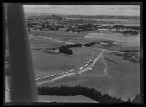 Mangere drainage and South Auckland Junction, Auckland City