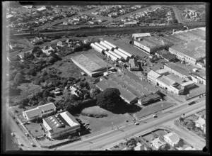 L R Butland Limited, Penrose, Auckland City