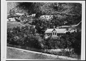 Premier House before alterations, Tinakori Road, Wellington