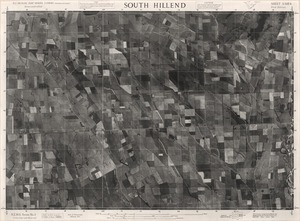 South Hillend / this mosaic compiled by N.Z. Aerial Mapping Ltd. for Lands and Survey Dept. N.Z.