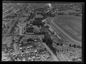Ellerslie Racecourse, Remuera, Auckland City
