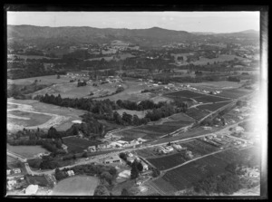 Corban's Vineyard, Henderson, Waitakere city, Auckland