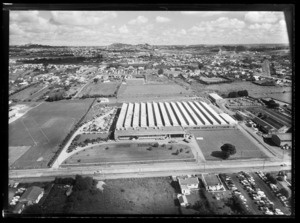 Fisher & Paykel plant, Mount Wellington, Auckland