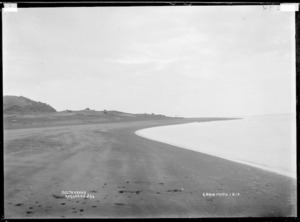 South Heads, Raglan, 1910 - Photograph taken by Gilmour Brothers