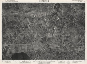 Kerepehi / this map was compiled by N.Z. Aerial Mapping Ltd. for Lands & Survey Dept., N.Z.