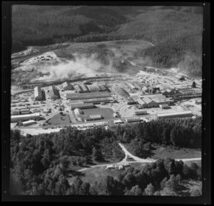 Waipa Mill, Whakarewarewa, Rotorua District, Bay of Plenty Region