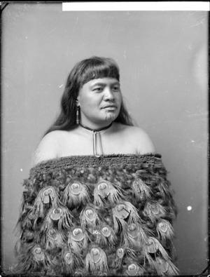Rapera Jones - Photograph taken by William Henry Thomas Partington