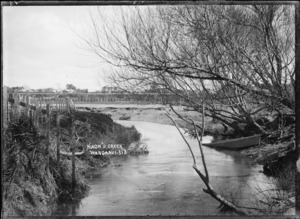 View of Nixon's Creek at Wanganui
