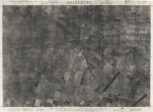 Aylesbury / this mosaic compiled by N.Z. Aerial Mapping Ltd. for Lands and Survey Dept., N.Z.