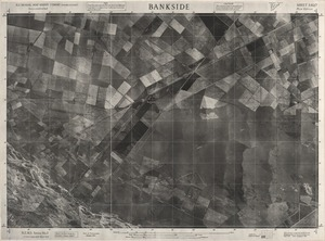 Bankside / this mosaic compiled by N.Z. Aerial Mapping Ltd. for Lands and Survey Dept., N.Z.