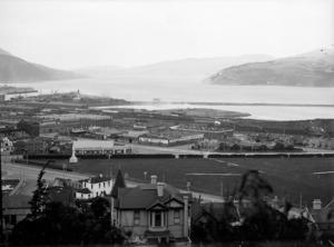 Part 3 of a 3 part panorama of Dunedin