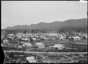 General view of Runanga