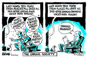 The Caring society