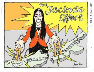 The Jacinda Effect