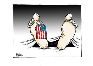 Death of the United States