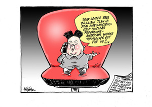 North Korea's plan to deal with sanctions